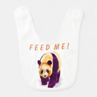 Babero Panda -