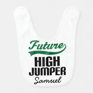 Babero personalizado futuro del bebé del alto