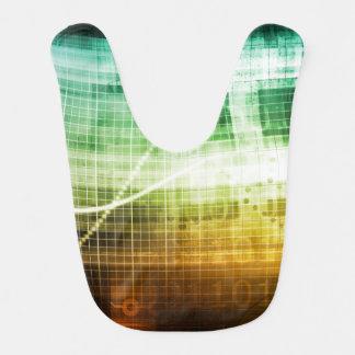 Babero Protección de datos y exploración de la seguridad
