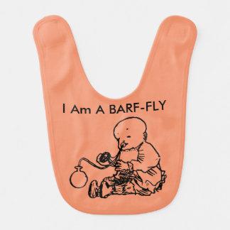 Babero Soy una mosca de Barf
