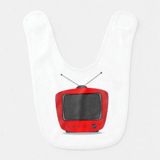 Babero Vieja televisión