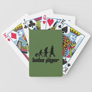 Babo Jäger Baraja Cartas De Poker