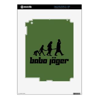 Babo Jäger Calcomanía Para El iPad 2