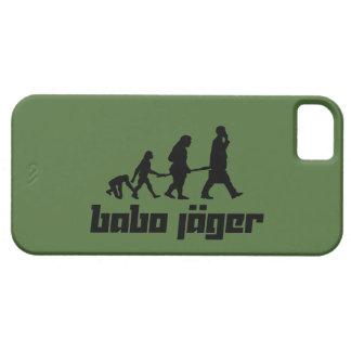 Babo Jäger iPhone 5 Cárcasa