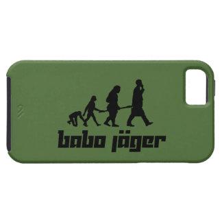 Babo Jäger iPhone 5 Coberturas