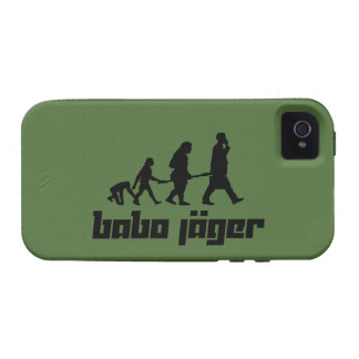 Babo Jäger Vibe iPhone 4 Funda