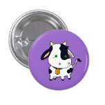 Baby Cow Chapa Redonda De 2,5 Cm