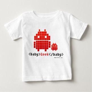 Baby Geek Camiseta De Bebé