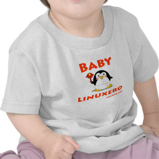 Baby Linux Tee Shirts