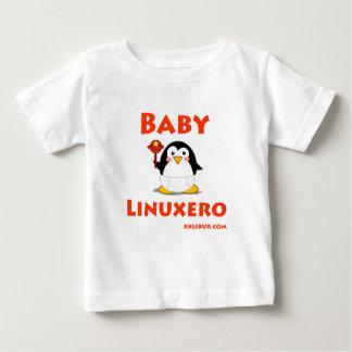 Baby Linux Camisetas