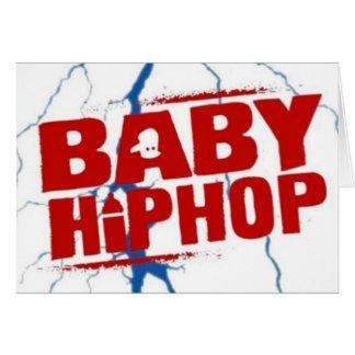 BabyHipHop dos Felicitacion