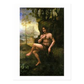 Bacchus, c.1695 (aceite en lona) postal