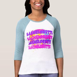 Bachelorette (4 veces) camiseta