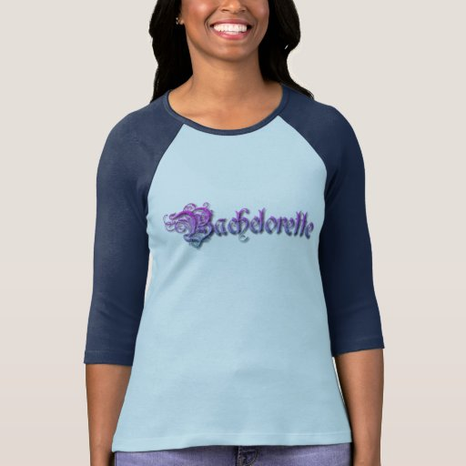 Bachelorette Camisetas