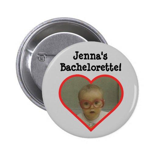 ¡Bachelorette de Jenna! Pin
