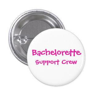 Bachelorette, equipo de la ayuda chapa redonda 2,5 cm