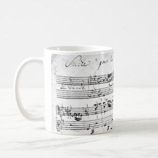 Bach's Lute Suite Taza De Café
