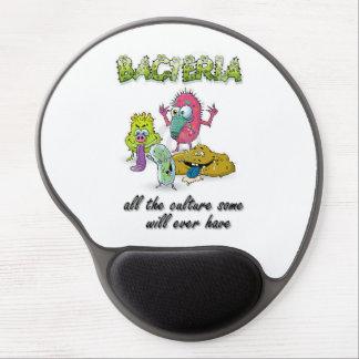 Bacterias. Toda la cultura algunos tendrá nunca Alfombrilla Gel