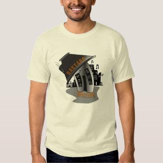 Bacyard Muzikk Camiseta