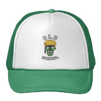 badass de la escuela vieja gorra