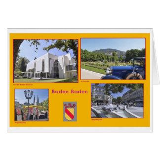 Baden-Baden postal