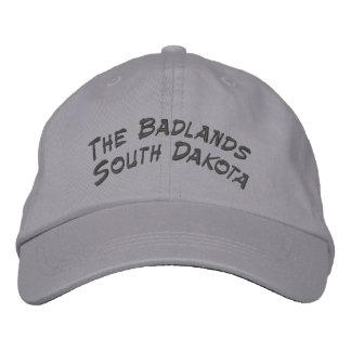 Badlands Dakota del Sur Gorra Bordada