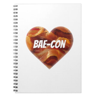BAE-CON - Para los amantes del tocino por todas Libretas Espirales