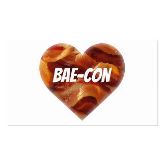 BAE-CON - Para los amantes del tocino por todas Tarjetas De Visita