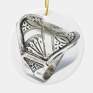 bague-bague-argent-homme-et-femme-cisele-15187579- adorno de cerámica