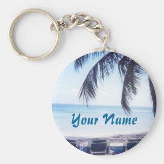 Bahamas personalizaron el llavero