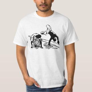 Bahía Capoeira - logotipo de w/tmcc Camisetas