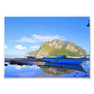 Bahía de Bacuit de Palawan Arte Fotográfico