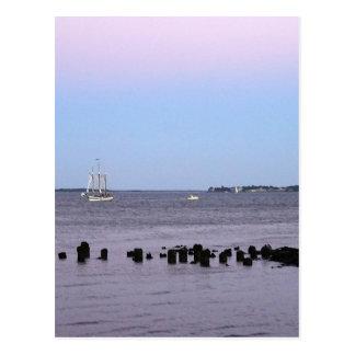 Bahía de Charleston Postal