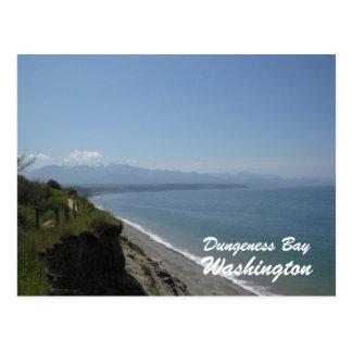 Bahía de Dungeness, bahía de Dungeness, Washington Postal