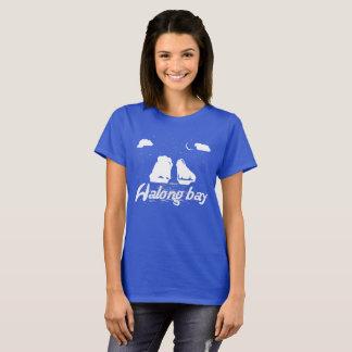 Bahía de Halong - cielo en la camiseta de la
