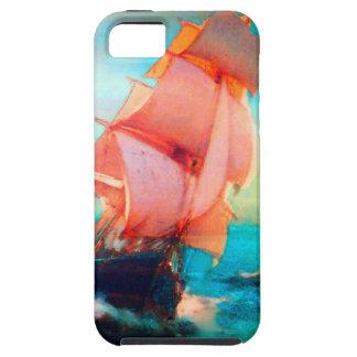 Bahía de la libertad, navegación del océano, iPhone 5 cárcasa