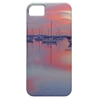 Bahía de San Diego vista del aeropuerto iPhone 5 Funda