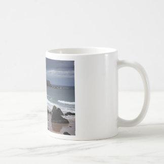 Bahía de Sango, Sutherland, Escocia Taza De Café