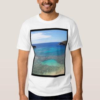 Bahía Hawaii de Hanauma Camisas