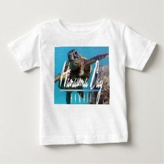 Bahía Hawaii de Hanauma Camiseta Para Bebé