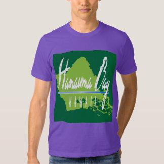 Bahía Hawaii de Hanauma Camisetas