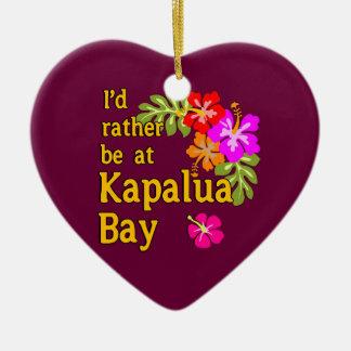 Bahía HAWAII de Kapalua estaría bastante en la bah Adorno
