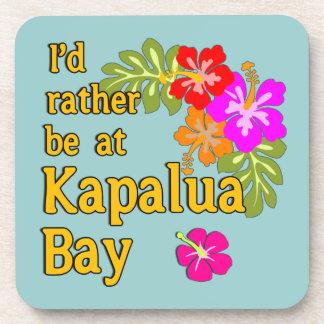 Bahía HAWAII de Kapalua estaría bastante en la bah Posavasos De Bebidas