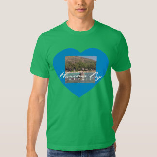 Bahía Oahu de Hanauma Camiseta