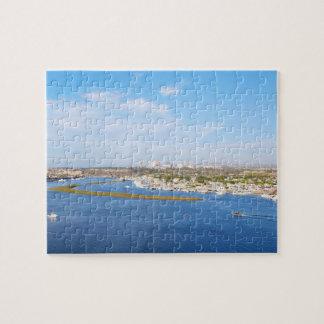 Bahía superior de Newport - bahía trasera Puzzle