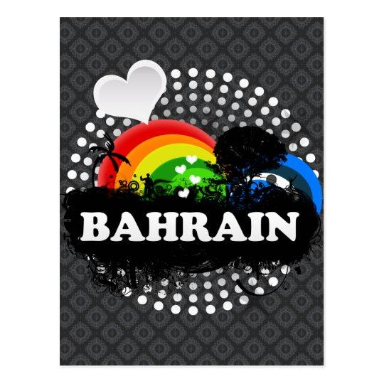 Bahrein con sabor a fruta lindo postal