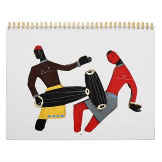Bailando dos tribales pagine, medio, calendario