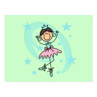 Bailarín de ballet - camisetas y regalos de Brown Postal