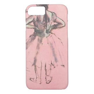 Bailarín de la parte posterior por ballet del funda para iPhone 8/7