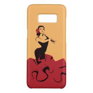bailarín del flamenco en una actitud espectacular funda de Case-Mate para samsung galaxy s8